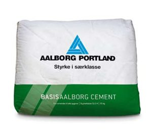 Cement basis